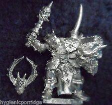 2008 caos Guerrero elegido comando músico Citadel Warhammer army hordas baterista