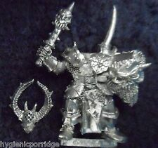 2008 Chaos Warrior Chosen Command Musician Citadel Warhammer Army Hordes Drummer