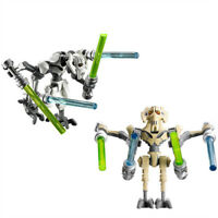 General Grievous Star Wars Heroes Films Building Blocks Toys For Children Games