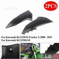 Left Right Front Side Plastic Cover for Kawasaki KLX250 2008-2019 KLX250S SF