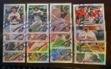 2021 Topps Baseball 70th Foil Board #/790 - COMPLETE YOUR SET