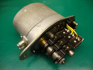 Signal- Tonfolgegerät von 1955 für BMW 501 oder Feuerwehr