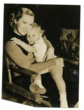 1940s  JOAN BLONDELL GLAMOUR STUNNING VINTAGE ORIGINAL PHOTO 125