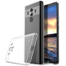 Custodia Cover Morbida Air Gel Slim Trasparente Anukku Per Huawei Mate 10 Pro