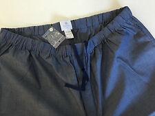 Pyjama bottoms xxl bleu de la force aérienne james bond 007 sunspel angleterre 100% coton