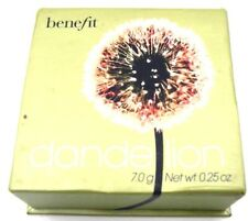 Benefit Cosmetics Dandelion Pink Box O' Powder with Brush 7.0g/0.25oz Read Info