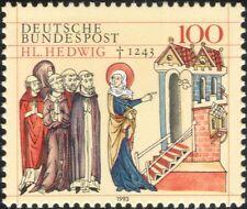 Germania 1993 ST JADWIGA/Persone/Religione/CODEX/ARTE/PITTURA/SANTI 1 V (n45012)