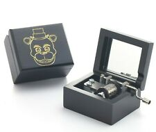 Five Nights At Freddy's  ( LIMITED EDITION) Black  Hand Crank Music Box