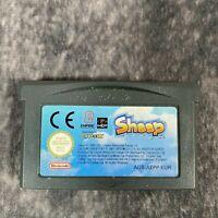Sheep Nintendo Game Boy Advance GBA Game Cart Only Genuine Capcom
