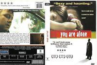 You Are Alone (OOP RARE 2006 DVD) Jessica Bohl, Richard Brundage
