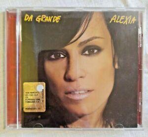 ALEXIA Da Grande Musica Italiana Funk Blues Pop CD