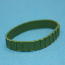 MB003 - Chenille verte pour Bulldozer Caterpillar Lesney Matchbox 18C