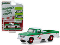 1962 Dodge D-100 Turtle Wax RUNNING EMPTY 7 GREENLIGHT DIECAST 1:64
