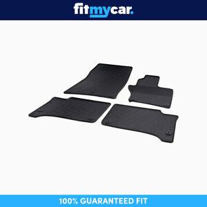 Rubber Car Floor Mats For Volkswagen VW Touareg 2011-2018 SUV