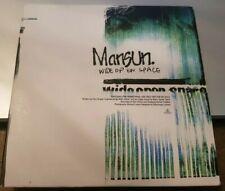 MANSUN 'WIDE OPEN SPACE' PROMO CD