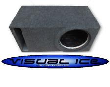 """VISUAL ICE ELITE 12"""" OPTIMUM MDF SLOT PORT SUB BOX SUBWOOFER ENCLOSURE CAR AUDIO"""
