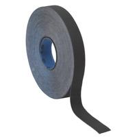 Emery Roll Blue Twill 25mm x 25m 150Grit SEALEY ER2525150 by Sealey