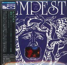 TEMPEST-LIVIN' IN FEAR-JAPAN MINI LP BLU-SPEC CD BONUS TRACK Gi88