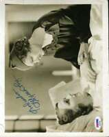 MYRNA LOY HAND SIGNED PSA DNA VINTAGE 8X10 PHOTO Autographed Authentic