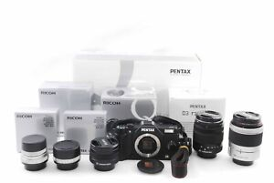 [RARE MINT] Shutter Count = 1971 PENTAX Q7 COMPLETE SET  from JAPAN (M600)