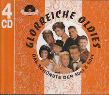 Glorreiche Oldies - Das Schönste der 50er & 60er - 4CD