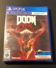 Doom VFR [ PS VR Game / PSVR ]  (PS4) NEW