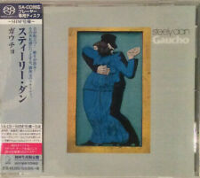 Steely Dan - Gaucho  SHM SACD (Single Layer Stereo Disc, Remastered)