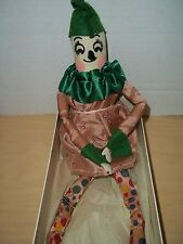 "Vintage 14"" Irish Leprechaun Sachet Doll Goompy - by Stuart - New in Box"