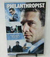 THE PHILANTHROPIST: THE COMPLETE SERIES 2-DISC DVD SET, JAMES PUREFOY, NEVE C.