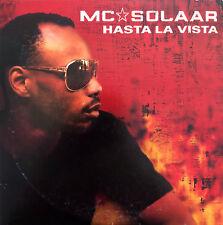 MC Solaar CD Single Hasta La Vista - France (EX/EX+)