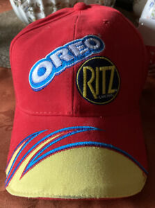 Dale Earnhardt Jr #81 Oreo and Ritz NASCAR Hat  Chase Authentics