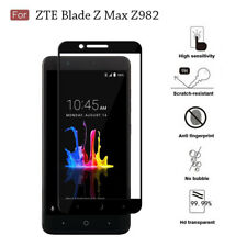 Full Cover Tempered Glass Screen Protector Film For ZTE Blade ZMax Z982 / Pro 2