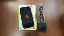 Excellent Cosmetic  Huawei Ascend Y210 -0151 128MB Black Color - GSM Unlocked