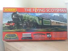Hornby R1167 The Flying Scotsman Electric Train Set