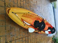 4.12m Rotomod Ocean Quatro 4 seat sit on Top kayak (2 Adults + 2 children)