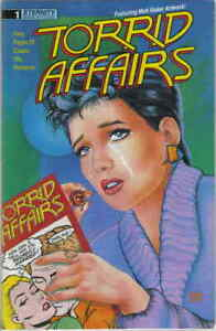 Torrid Affairs #1 VF/NM; Eternity | save on shipping - details inside