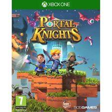 Portal Knights Xbox One 2017 3d Sandbox Action