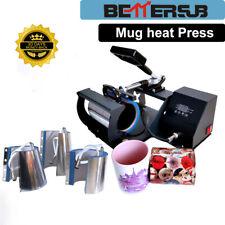 Bettersub 4in1 Mug Heat Press Machine Sublimation Transfer For 11 17oz Tumblers