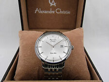 Alexandre Christie  AC3020MABSSSL  Automatic Self Winding Gents Watch