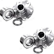 FRONT WHEEL HUB & BEARING FOR 2001-2007 TOYOTA TUNDRA 2WD ONLY PAIR FAST SHIP