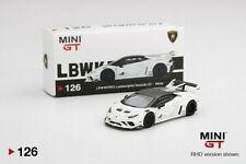 Mini GT 1:64 Mijo Exclusive LB Works Lamborghini Huracan GT
