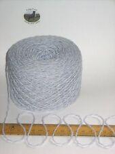 100g balls Baby Blue Marl double knitting wool dk Acrylic yarn soft 'Dynamic'