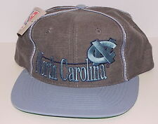 Vintage 90's UNC North Carolina TARHEELS The GAME SnapBack HAT NWT New Old Stock