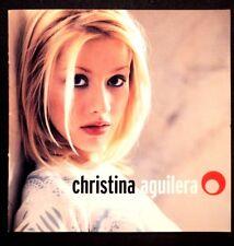 CHRISTINA AGUILERA :  Self Titled CD 1999 Dance Pop Contemporary R&B Album [RCA]