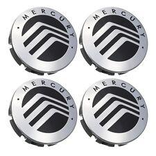 Mercury Mariner Mountaineer Grand Marquis Wheel Center Caps Set Of 4 OEM NEW
