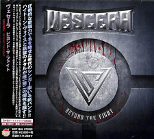 VESCERA-BEYOND THE FIGHT-JAPAN CD BONUS TRACK F83