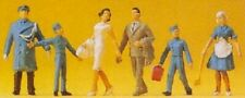Ho scale Preiser 14131 Hotel Workers and Guests : Figures