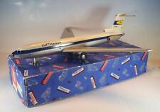 Tipp Co TCO 66 FL Blech Lufthansa Europa Jet 727 Augsburg D-ABIB in O-Box #1754