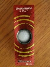 Bridgestone Tour B330-RX White Golf Ball Sleeve 3 Balls New Sealed Free Shipping