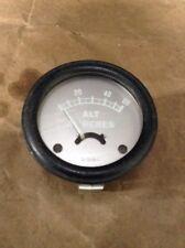 Aircraft Alt Ampere Meter